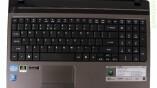 Tastatur mit Zahlenblock, weichen Anschlägen...