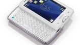 Das Xperia mini pro von Sony Ericsson bietet...