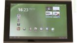 Als Betriebssystem kommt die für Tablets...