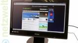 24 Zoll großer Bildschirm mit Full-HD-Auflösung...
