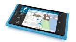 Das Nokia Lumia 800 bietet mit Nokia Drive eine...