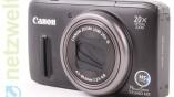 Kompaktkamera aus dem oberen Preissegment....