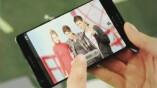 In einem Video auf Samsungs CES-Pressekonferenz...