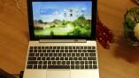 Die Tastatur-Docking-Station können Nutzer...