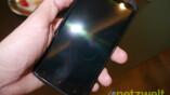 Das Gewicht des HTC One X+ ist nur geringfügig...