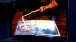 Das erste Spiel für das Wonderbook ist in...