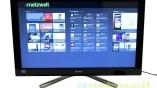 Das installierte Windows 8 lässt sich entweder...