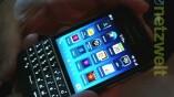 Das neue Handy-OS BlackBerry 10 und die...