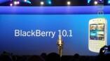 BlackBerry 10.1 ist auf dem Q10 und Q5 bereits...