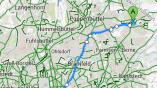 Google Maps zeigt nun auch die besten Routen...