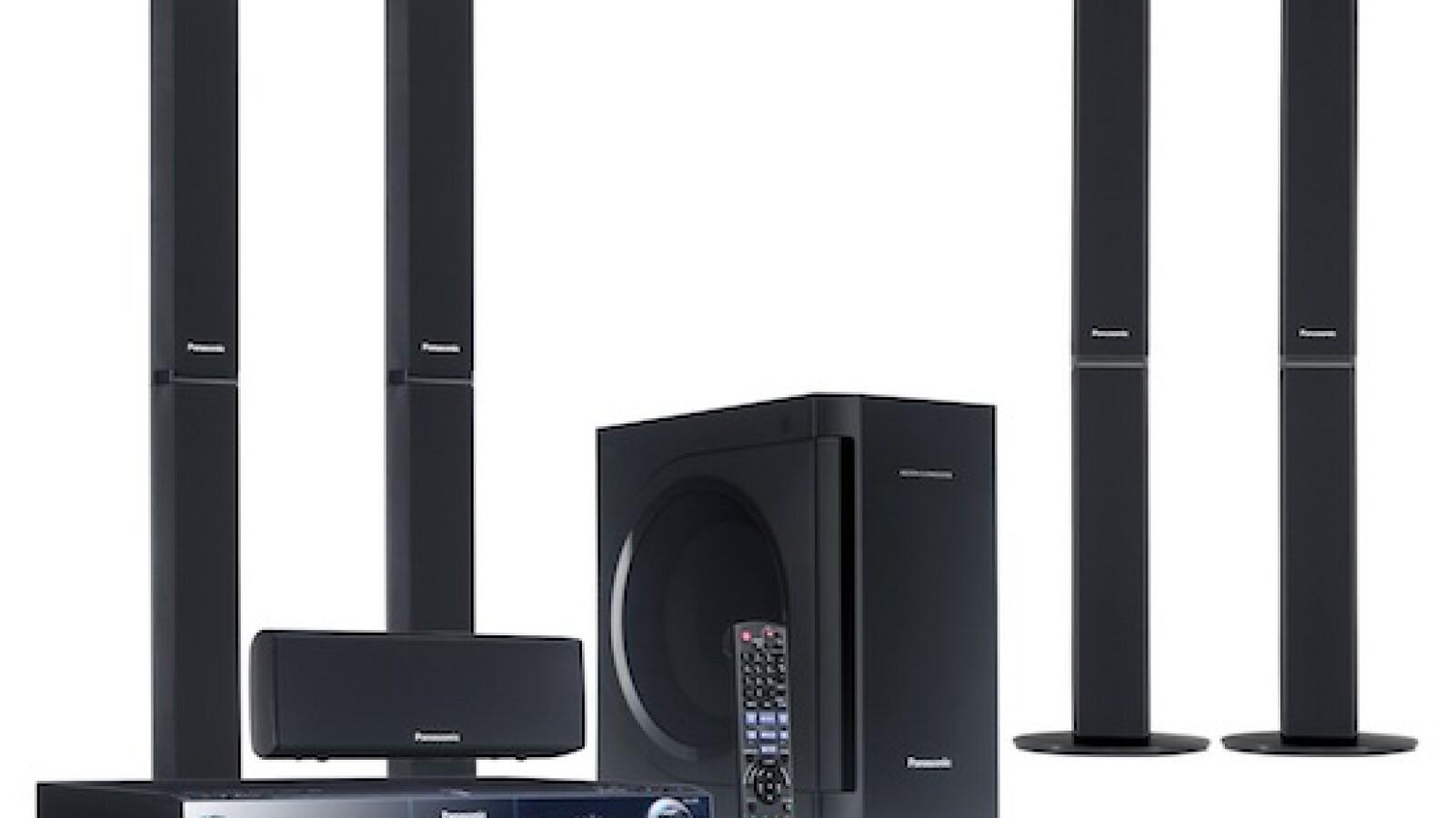 Panasonic SC-BT 205: 5.1-Blu-ray-Komplettpaket im Test - NETZWELT