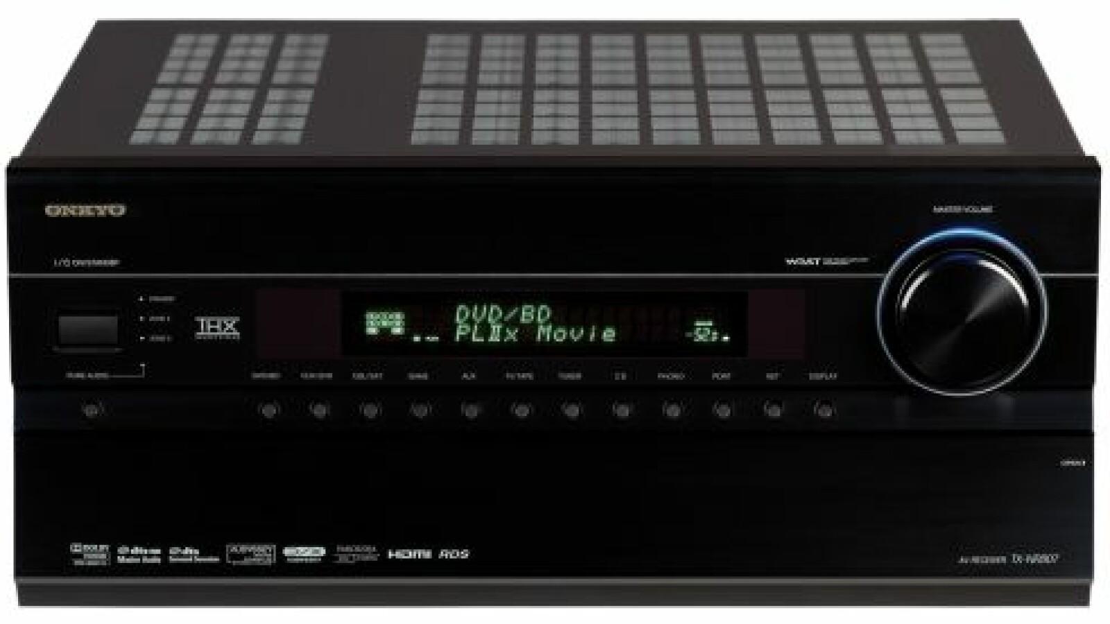 Onkyo TX-NR 807: 1000-Euro-AV-Receiver im Test