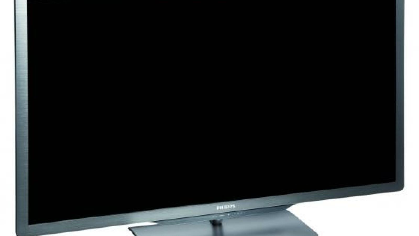 philips 47 pfl 7606 lcd tv mit passiver polfilter 3d. Black Bedroom Furniture Sets. Home Design Ideas
