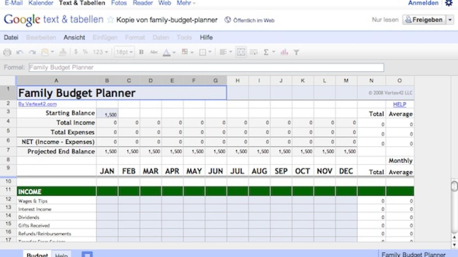 Google Docs: Vorlagen für das Officepaket im Web - NETZWELT