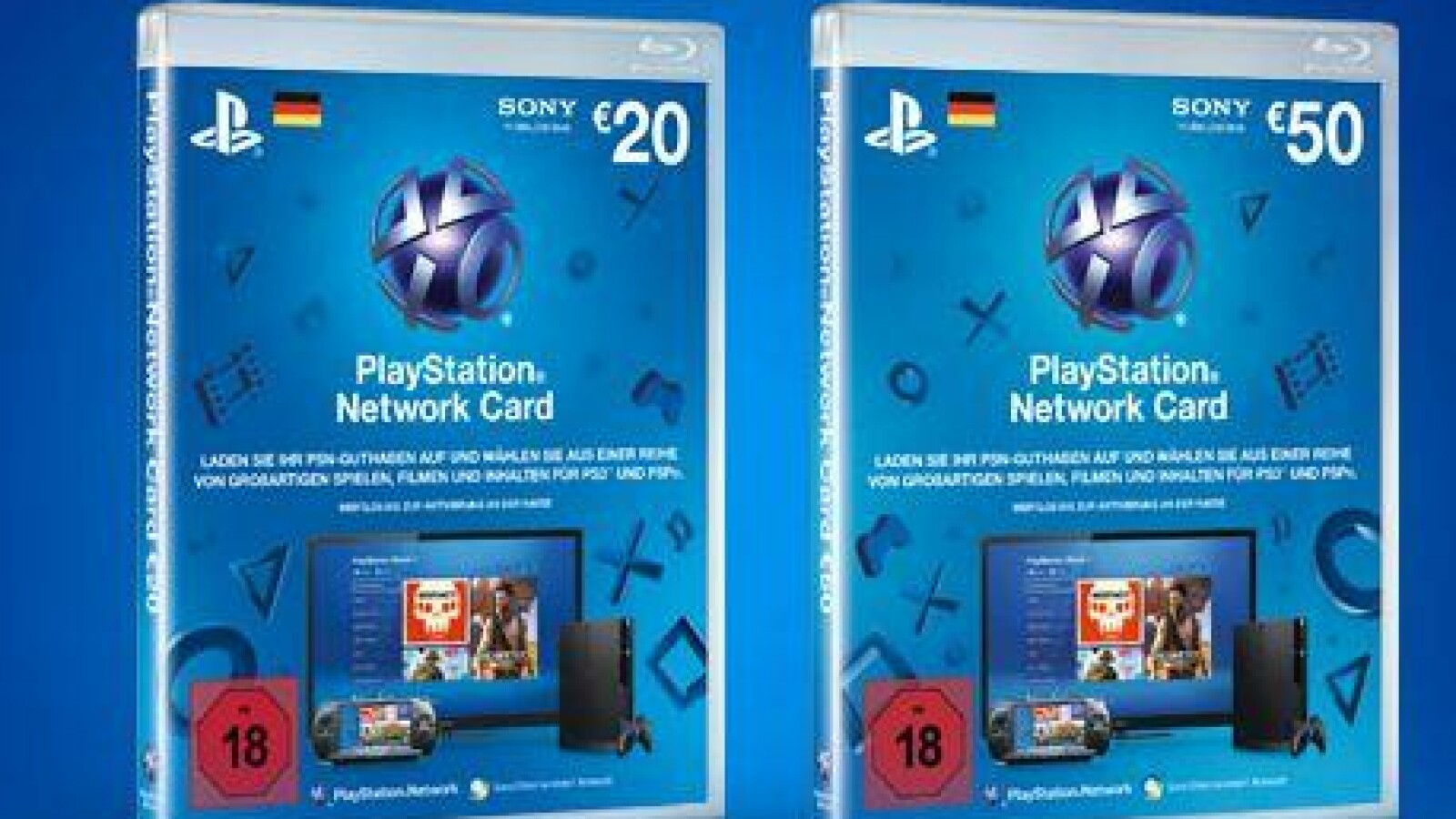 Psn Card Netzwelt Playstation Network 200