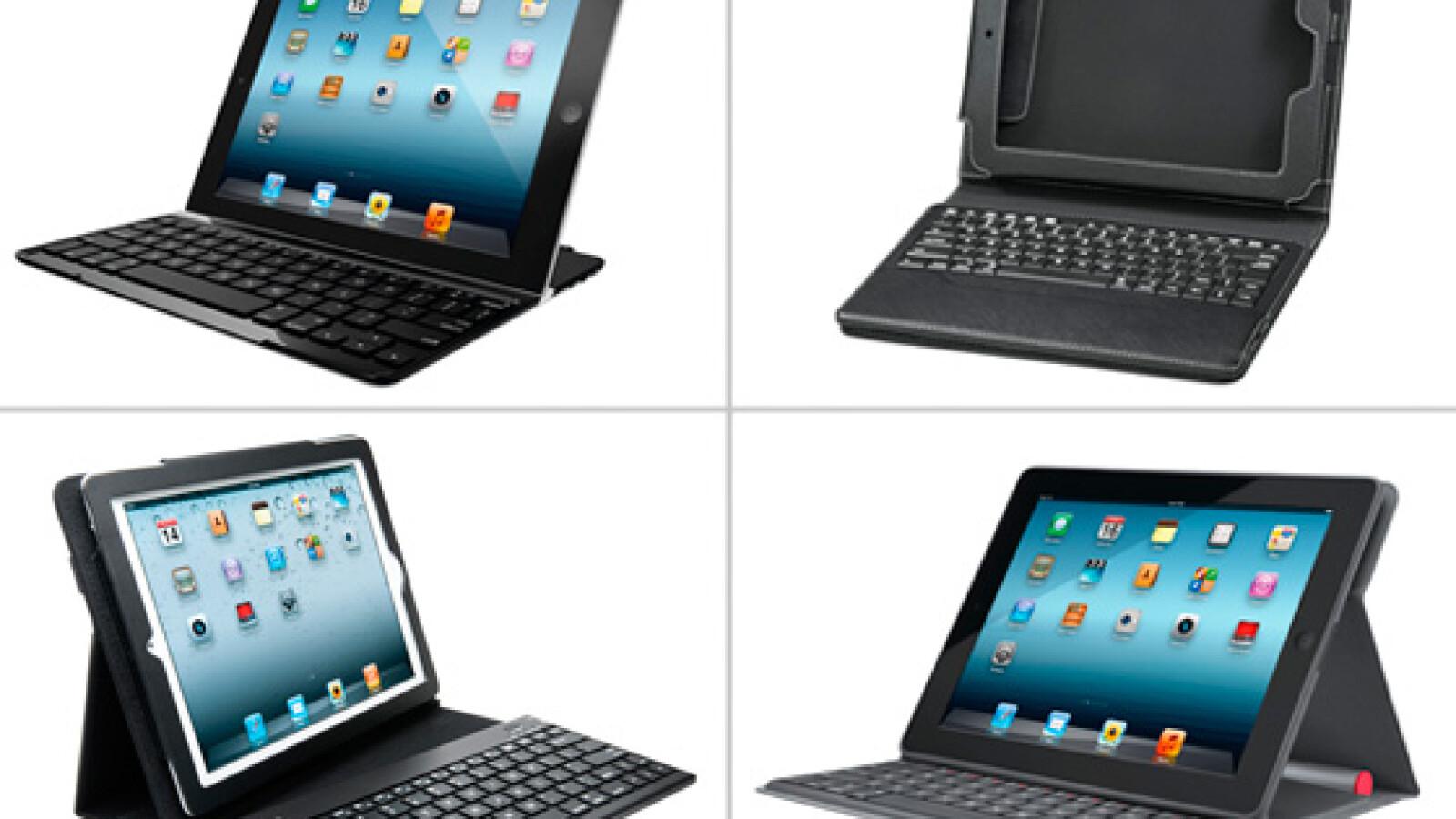 ipad tastatur test vier bluetooth modelle im vergleich. Black Bedroom Furniture Sets. Home Design Ideas