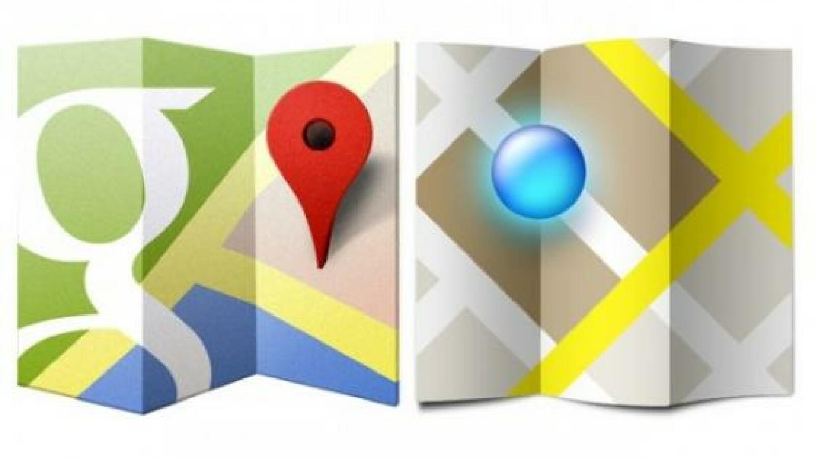 Maps Entfernungsmesser Iphone : Google maps netzwelt