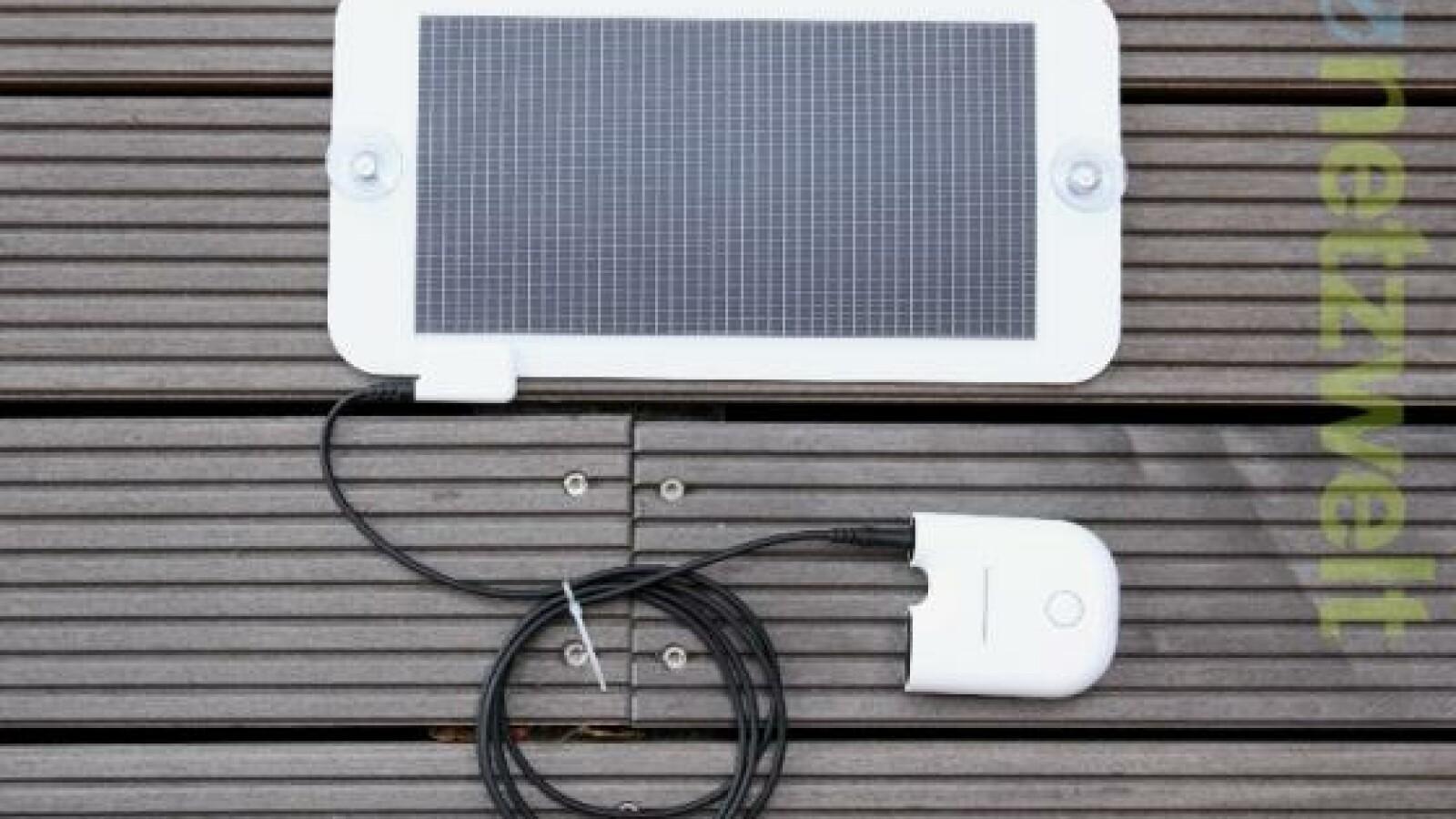 changers im test solar ladeger t mit social media anschluss netzwelt. Black Bedroom Furniture Sets. Home Design Ideas