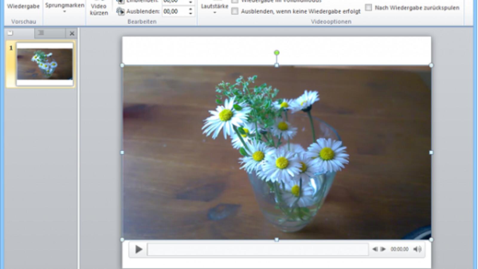 Powerpoint videos richtig in die prsentation einbinden netzwelt ccuart Choice Image