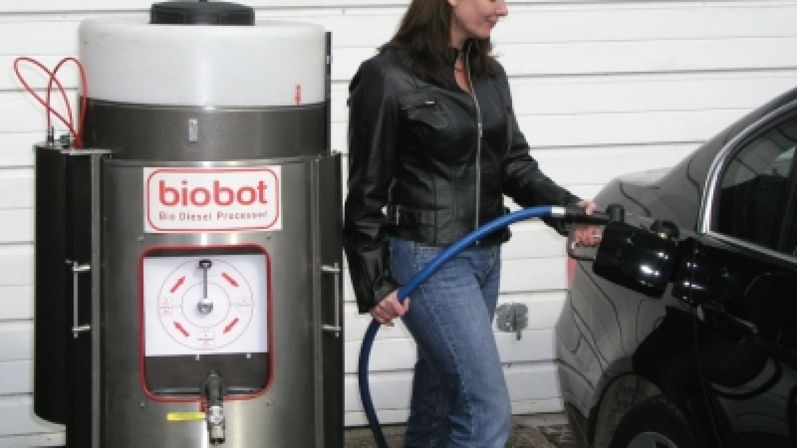 bio diesel herstellen private tankstelle f r die garage. Black Bedroom Furniture Sets. Home Design Ideas