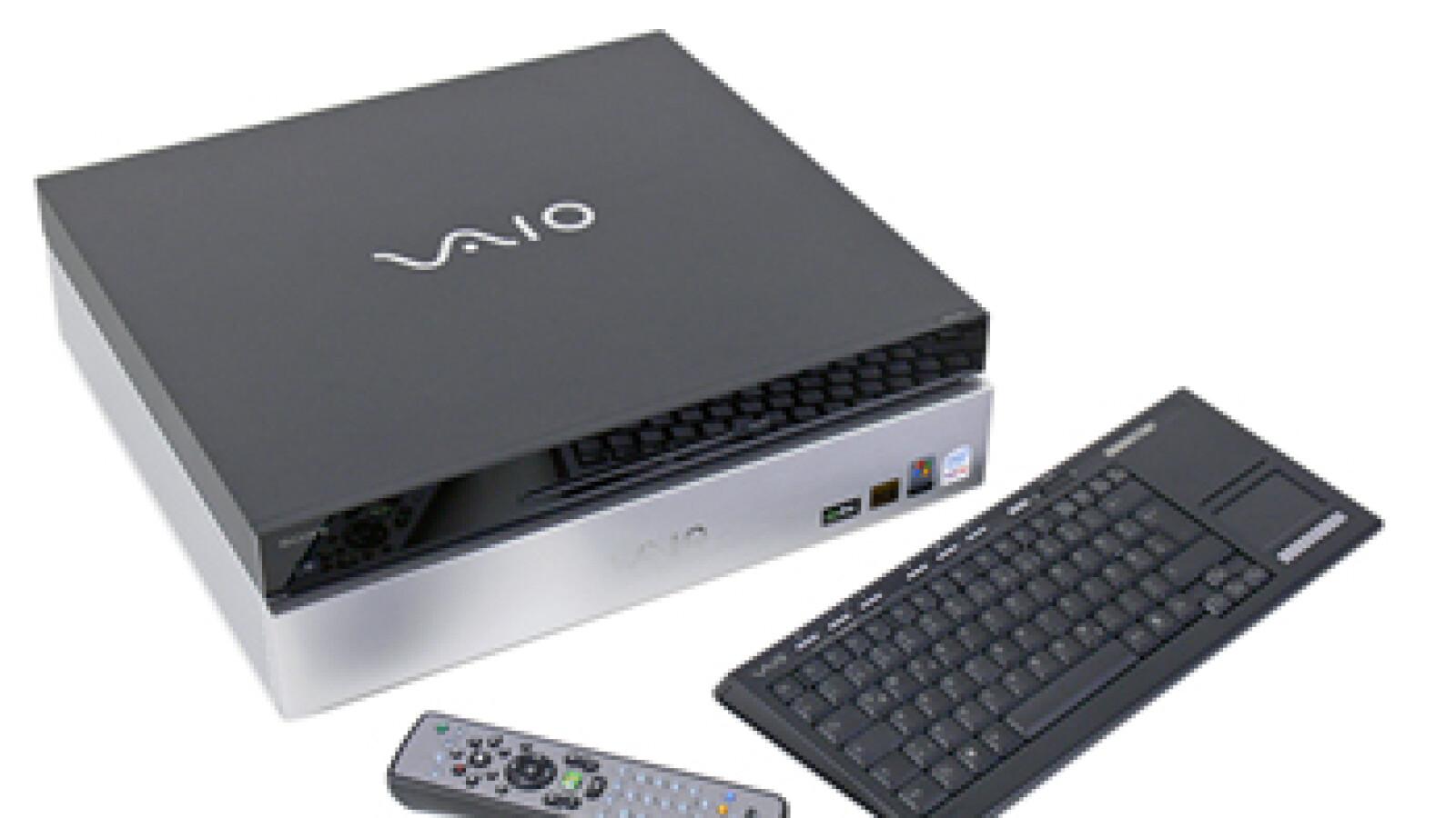 Sony Vaio Xl201 Im Test Wohnzimmer Pc Mit Hdmi Netzwelt