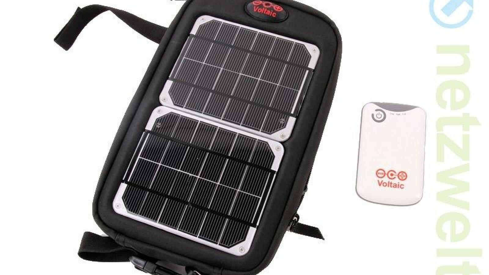 einkaufsberater solar ladeger te energie f r unterwegs netzwelt. Black Bedroom Furniture Sets. Home Design Ideas