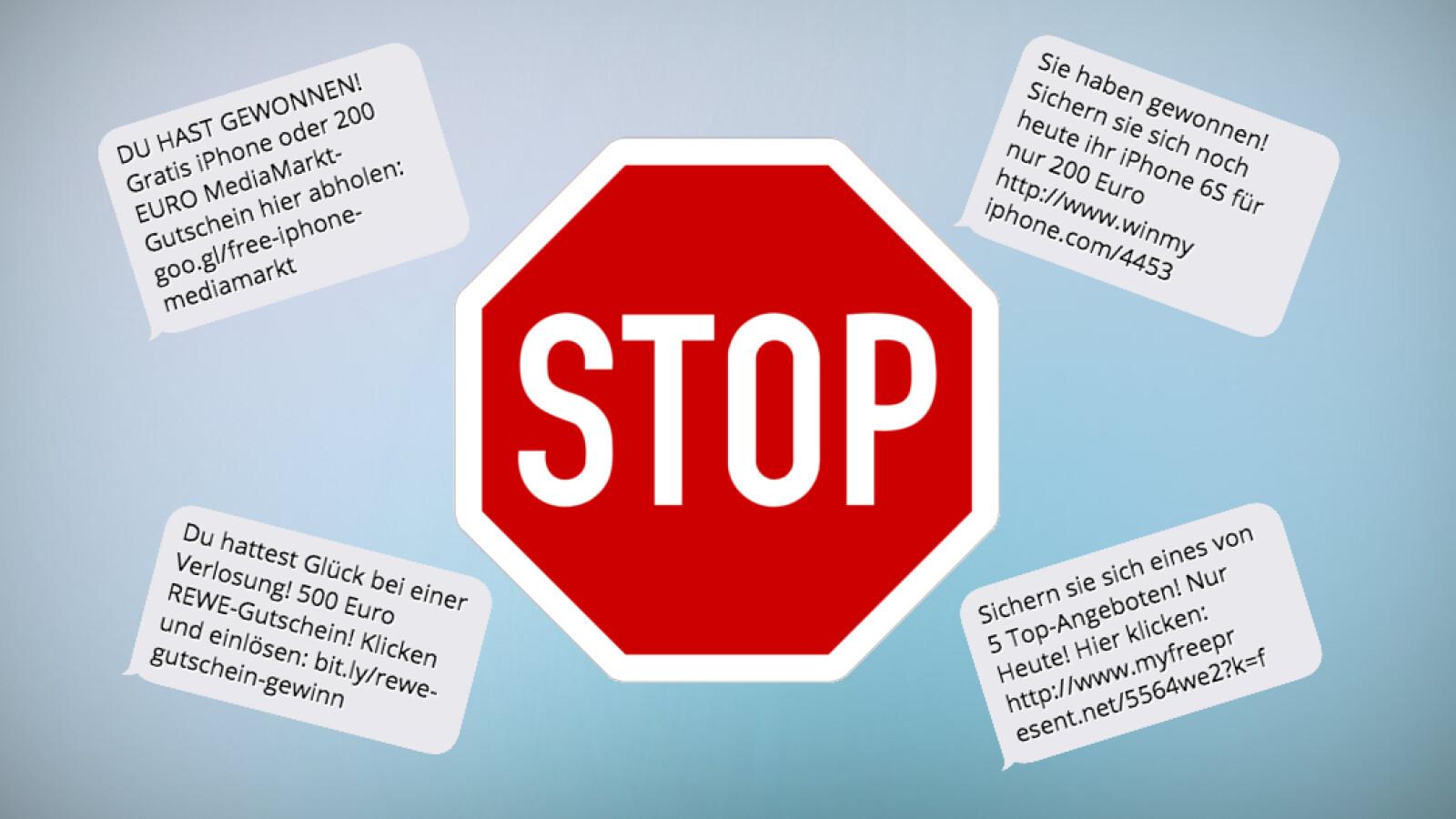 SMS-Phishing: Aktuelle Betrugsmaschen und Absender im Überblick - NETZWELT