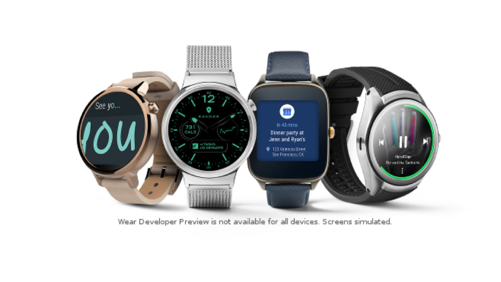 Android 11: Handy-OS als Basis des neuen Wear OS