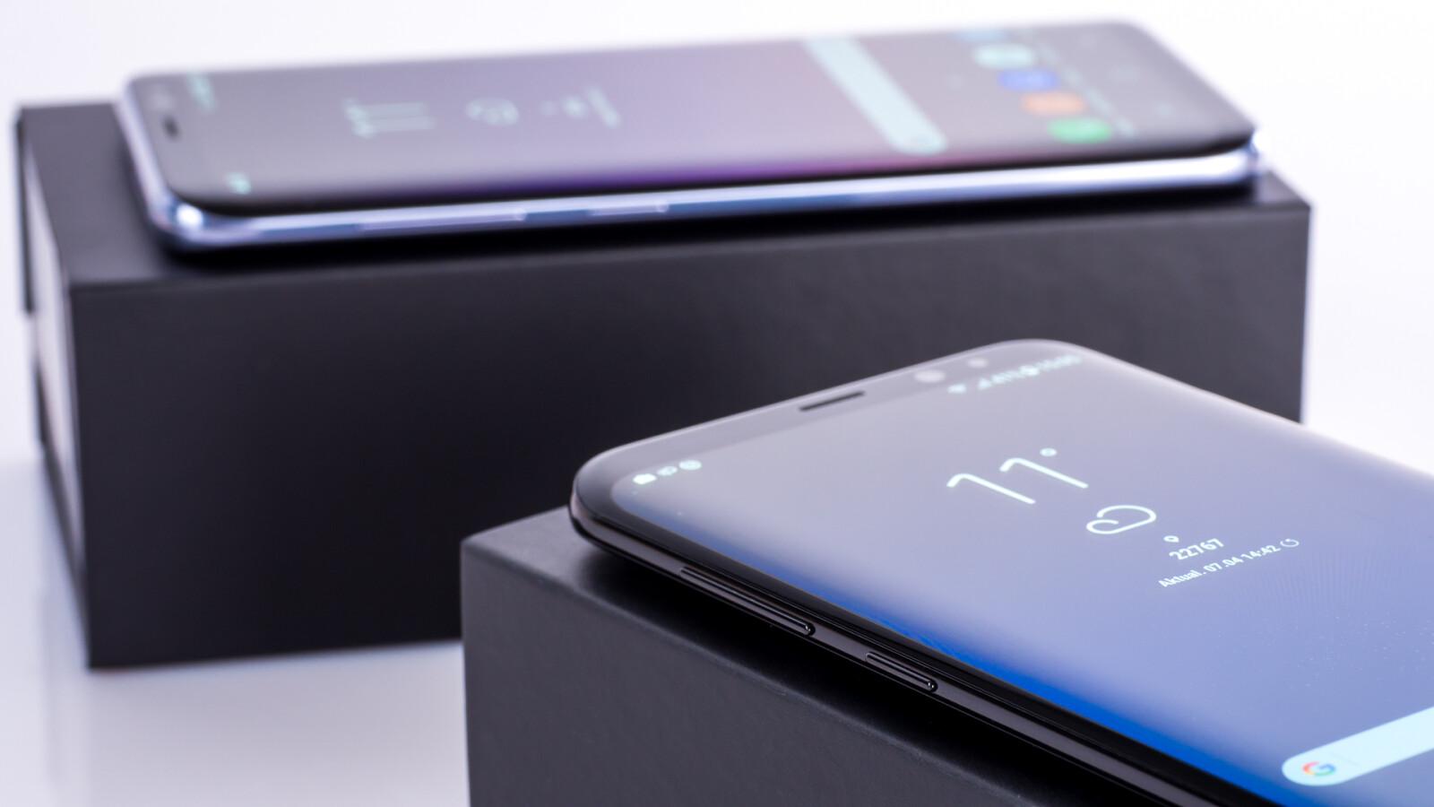 Galaxy S10 (Plus): Samsung-Handy soll in 5 Farben und mit NPU ...