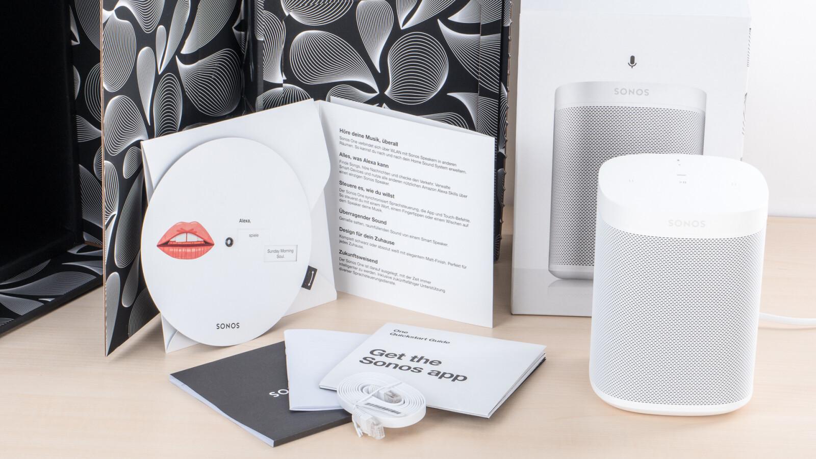 Sonos One im Test: Alexa arbeitet noch nicht, wie sie soll - NETZWELT