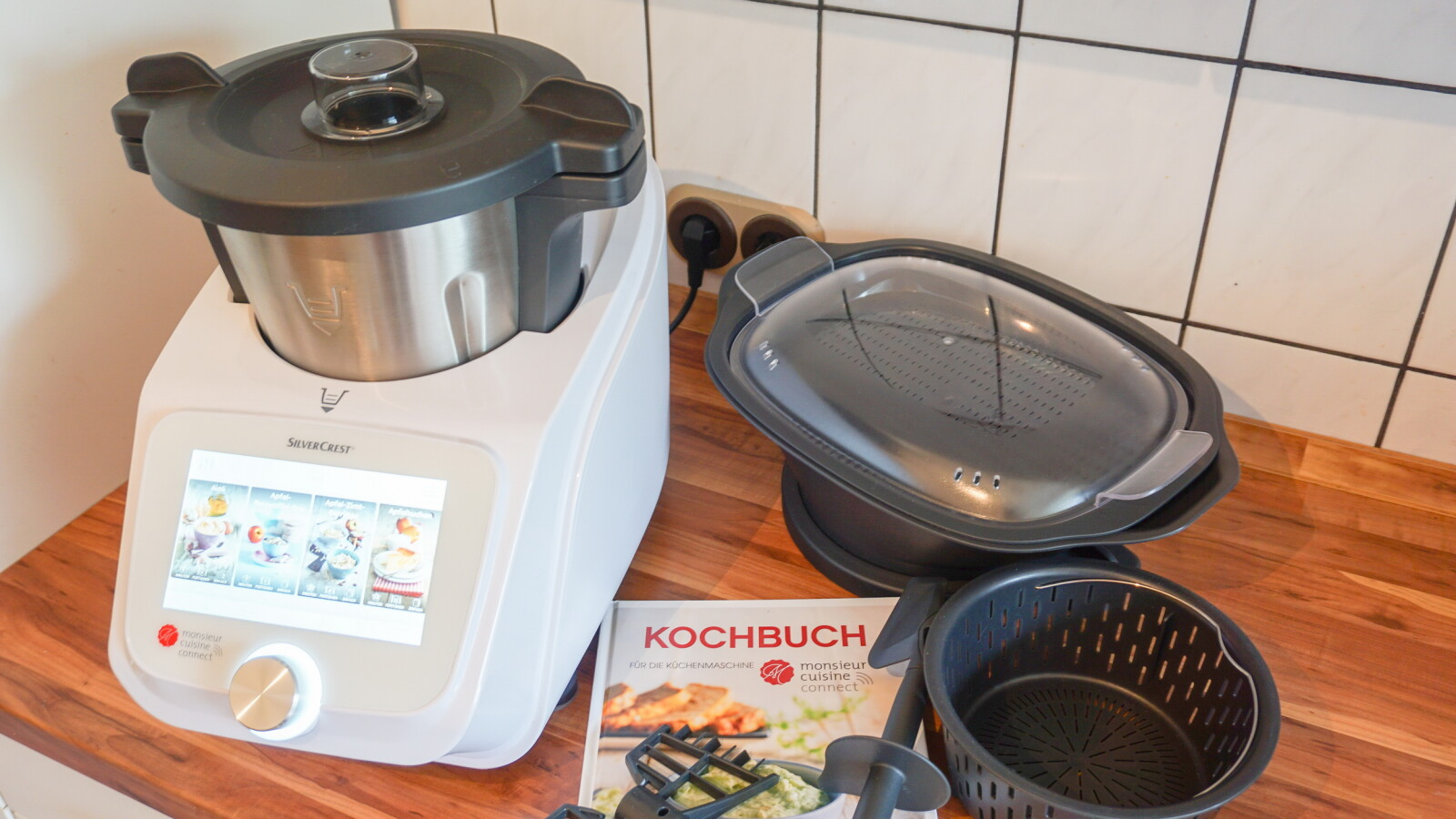 Monsieur Cuisine kaufen: Lidl-Küchenmaschine wieder verfügbar - NETZWELT