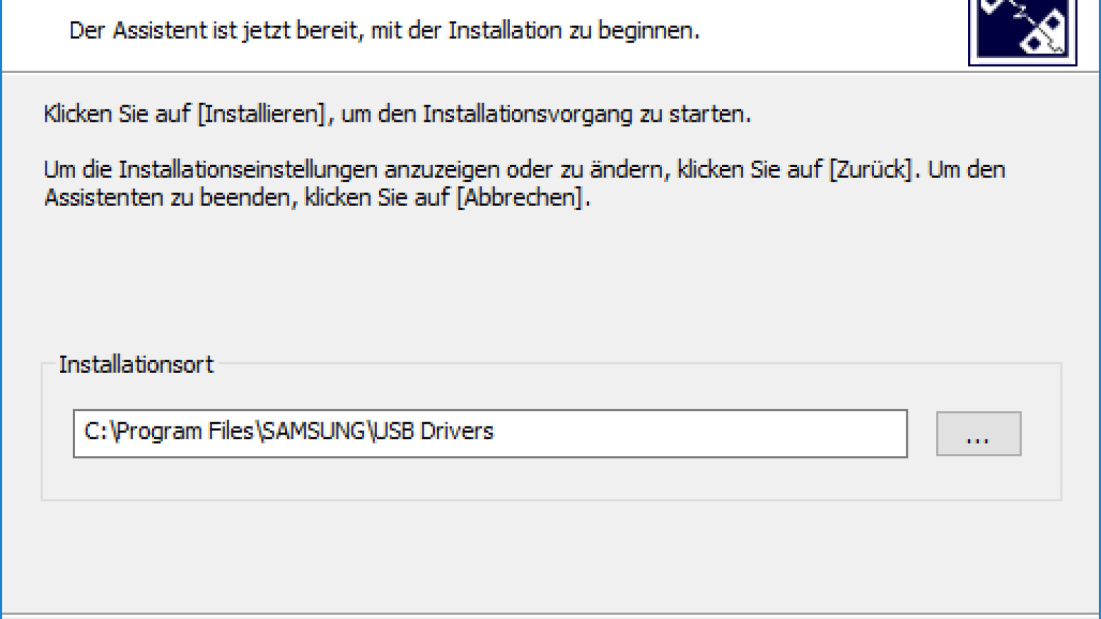 Samsung Android USB Driver for Windows - Download - NETZWELT