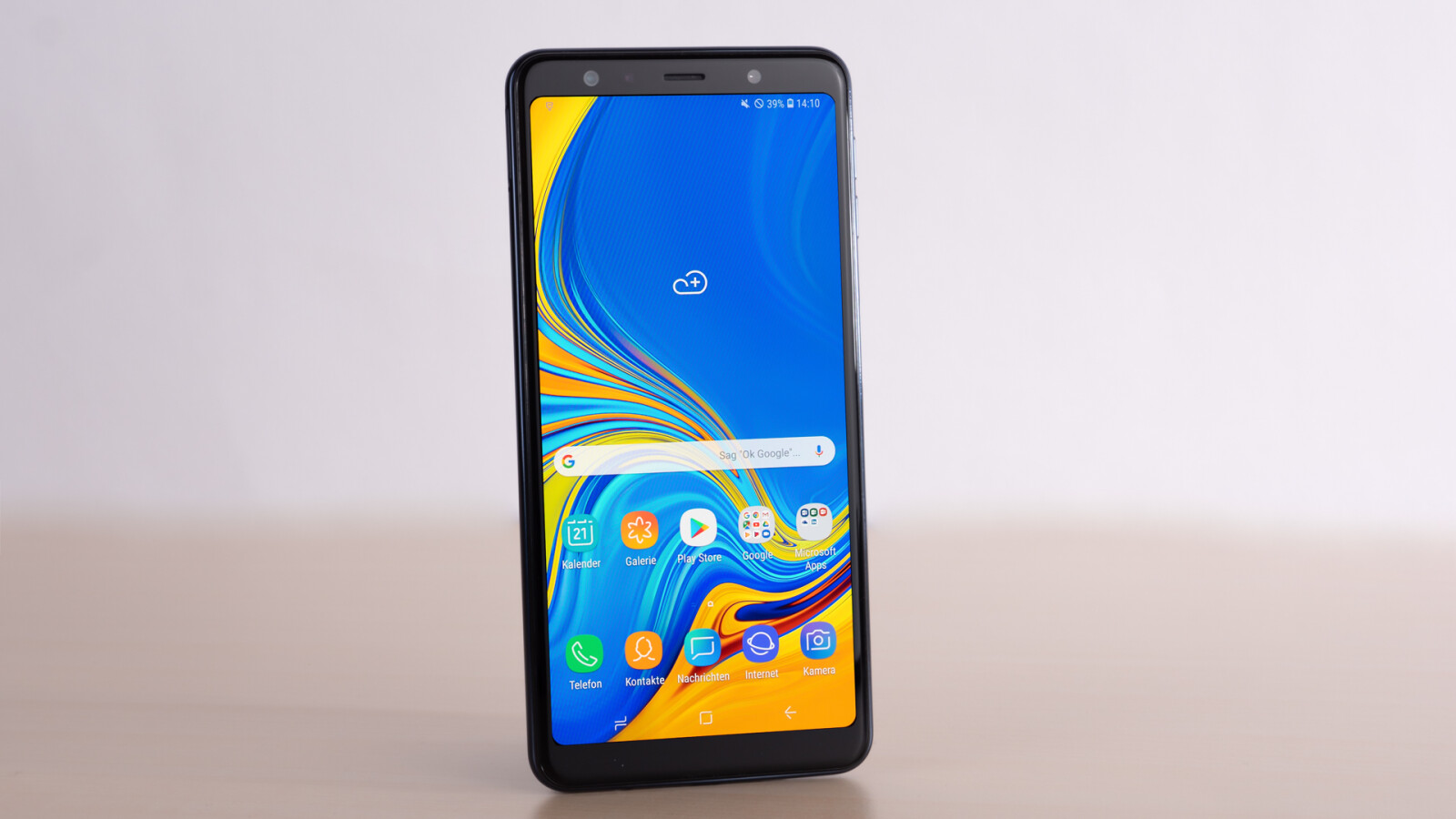Galaxy A7 (2018): Android 9 Pie-Update in Arbeit