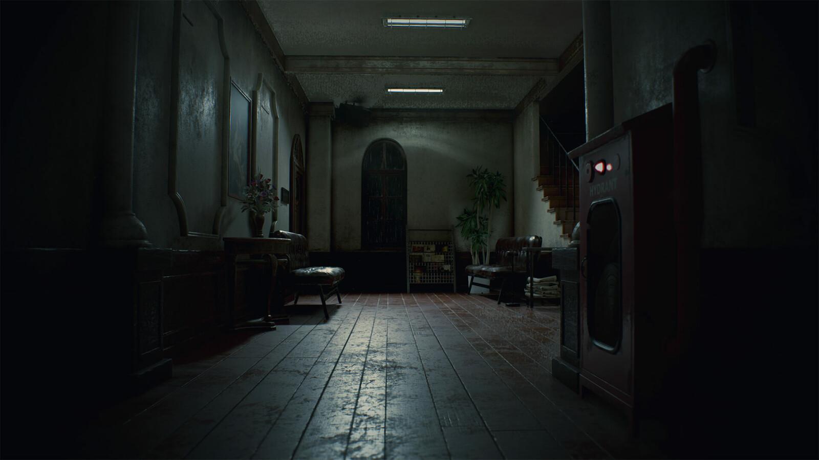 Resident Evil 2 Remake Herzschlüssel Bekommen Video Zeigt Fundort