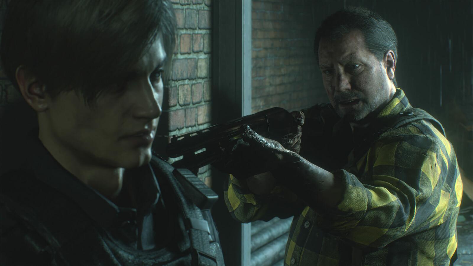 Resident Evil 2 Remake: Spielzeit bestätigt - Hinweis auf New Game Plus