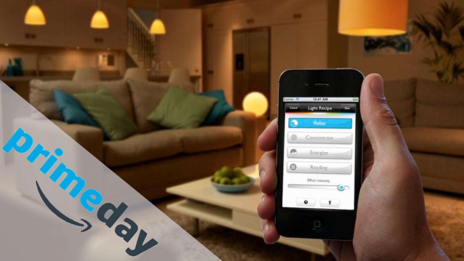 38f9108c86cb35 Philips Hue stark reduziert: Smart Home-Deals am Amazon Prime Day - NETZWELT
