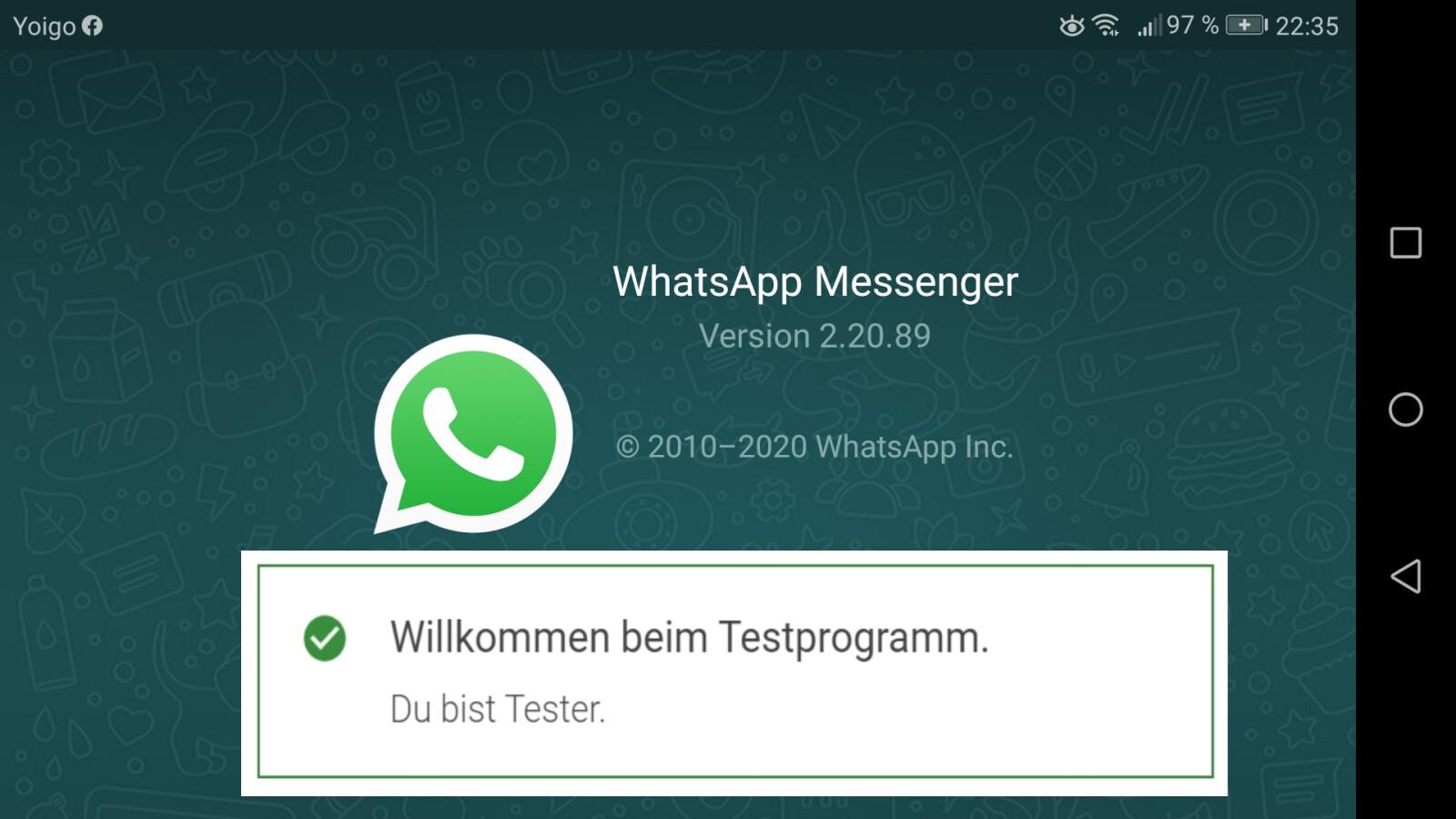 Whatsapp So Werdet Ihr Beta Tester Ios Android Mac Pc Netzwelt