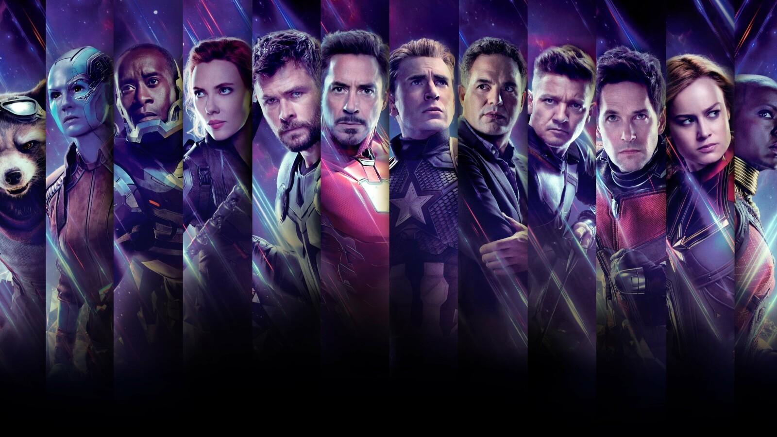 Chronologische Reihenfolge Avengers