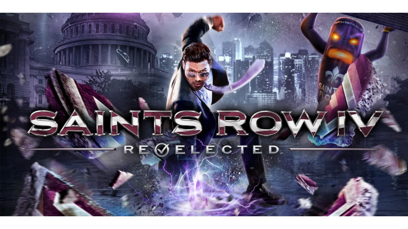 Saints Row IV: Re-Elected für Nintendo Switch: GTA-Alternative mit Aliens