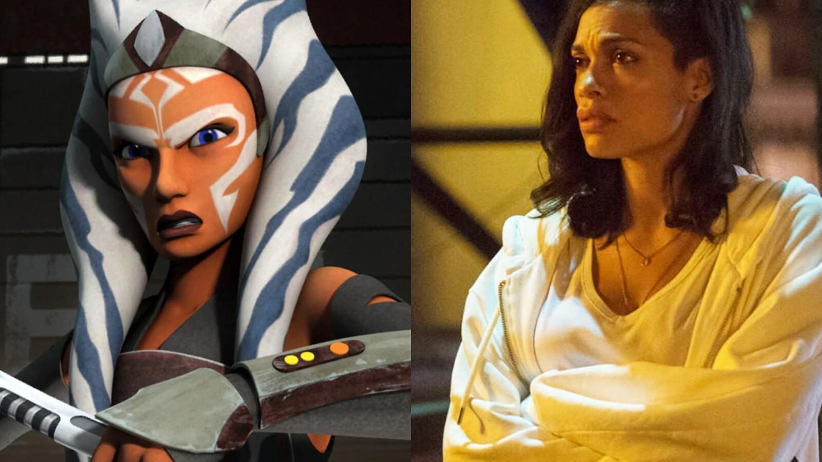 """""""The Mandalorian"""": Spielt Rosario Dawson auch in """"Kenobi"""" von Disney+ mit?"""