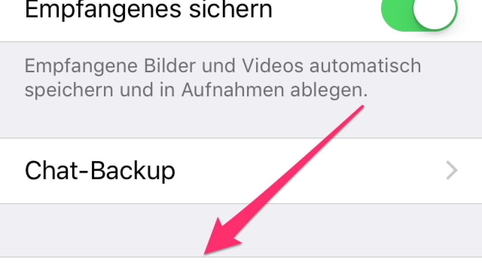 Chat empfangen nachrichten whatsapp trotzdem archiviert 17 WhatsApp