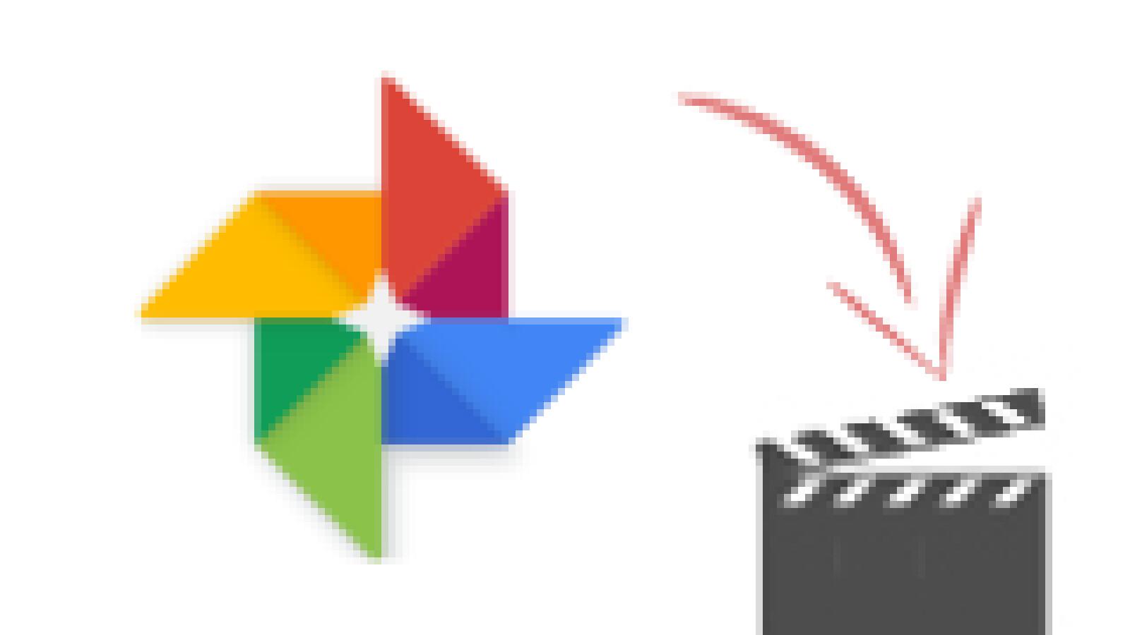 Google Fotos Diashow