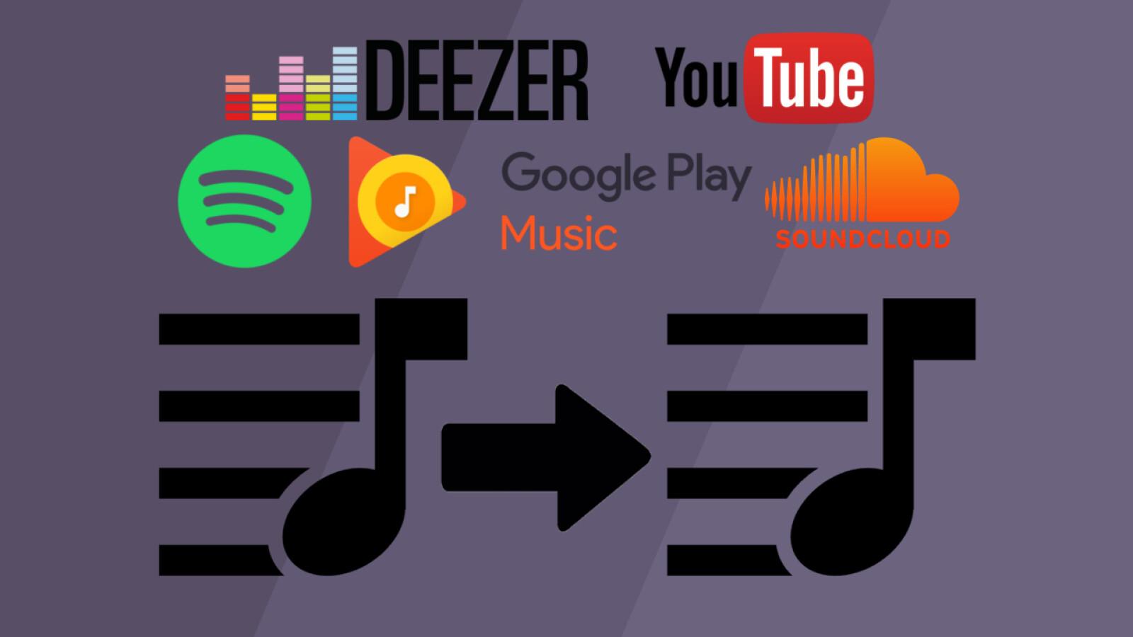 Spotify Zu Deezer