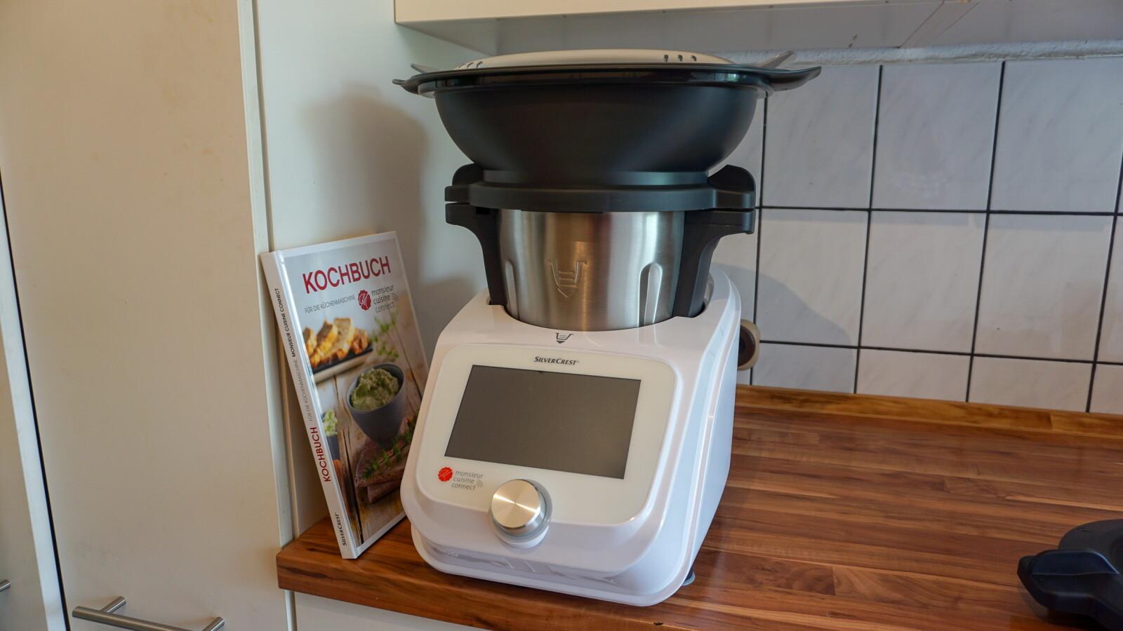 Küchenmaschine Monsieur Cuisine