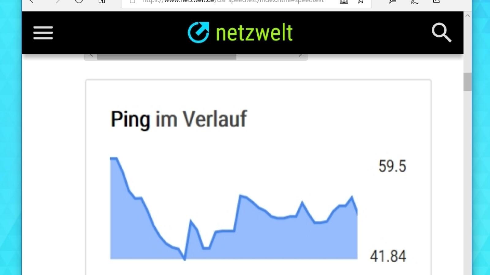 Ping Verbessern Windows 10