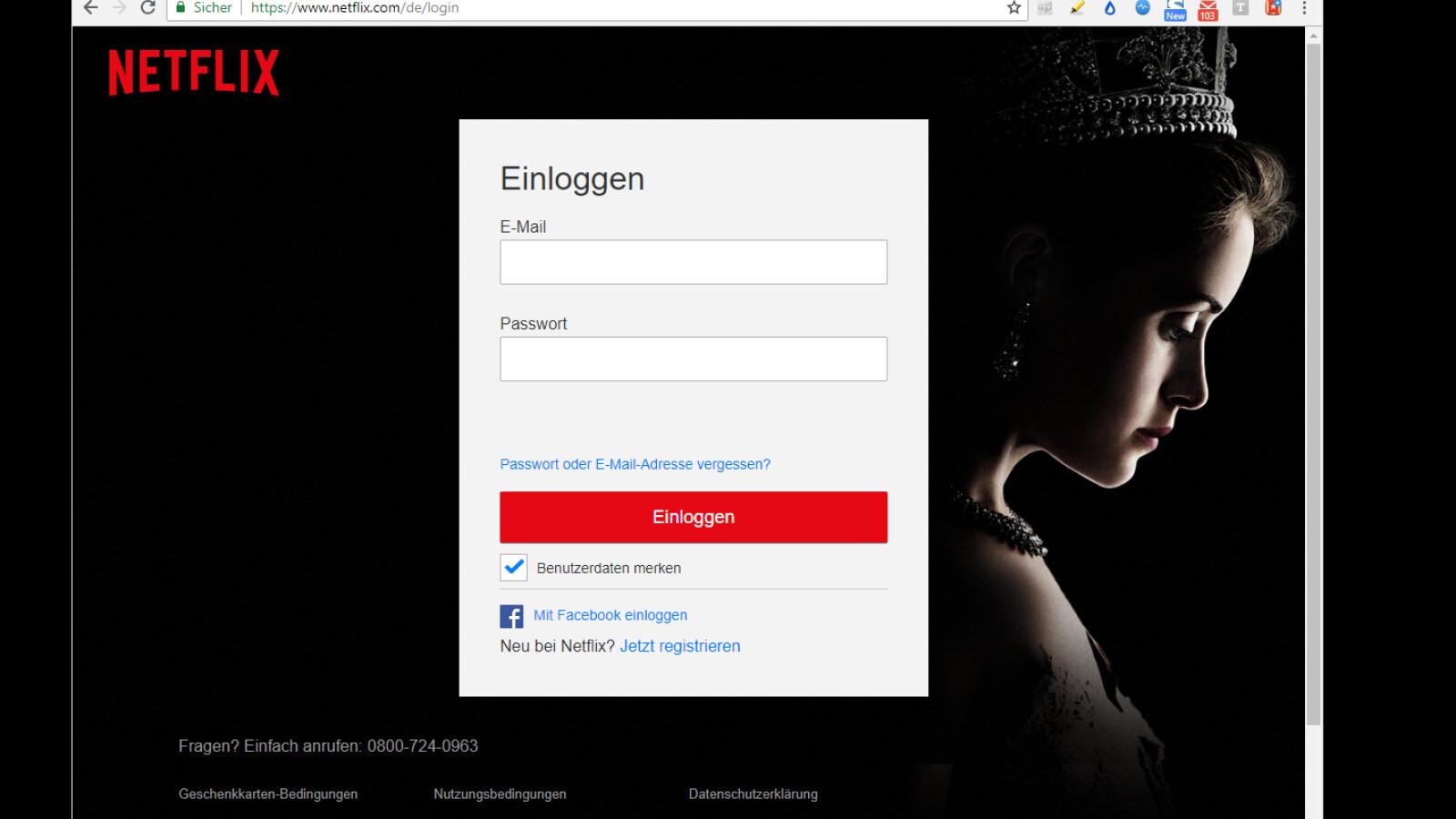 Netflix So ändert ihr euer Profilbild in euren Lieblings ...