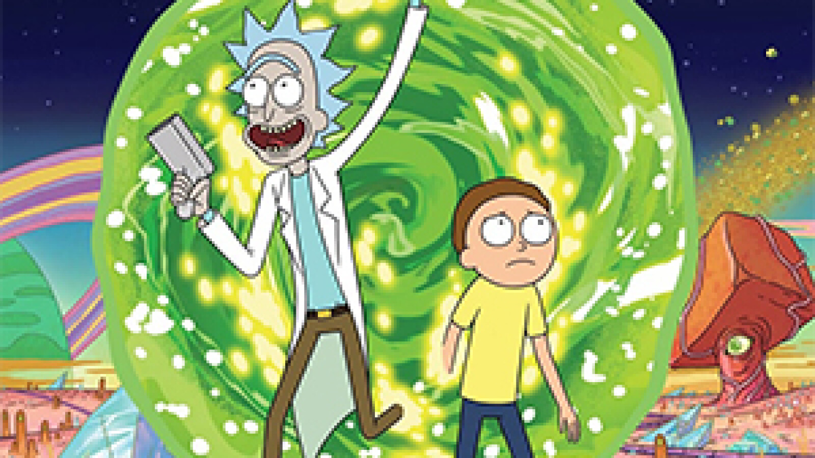 Rick And Morty Sendetermine