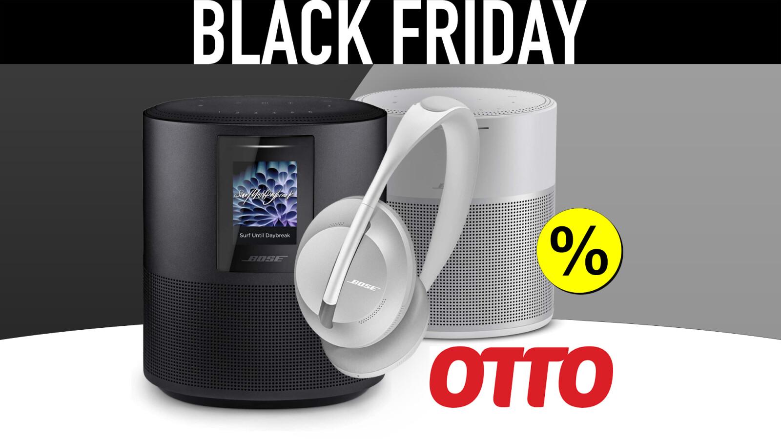 Black Friday bei Otto: Mal eben bis zu 600 Euro sparen - Top-Deals zu Hammerpreisen