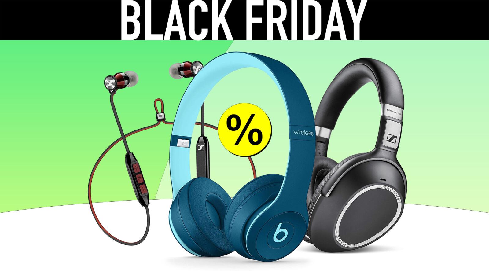 Kopfhörer-Angebote am Black Friday: Sony, Bose und AirPods massiv im Preis gesenkt