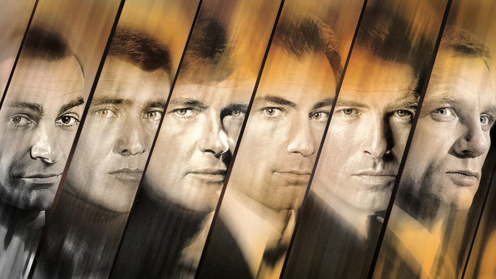 James-Bond-Reihenfolge: Connery bis Craig in chronologischer Ordnung